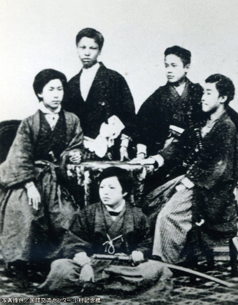 小村 寿太郎|宮崎県郷土先覚者